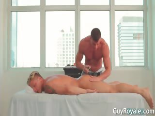 Massage Me Some More  Tyler Saint part5