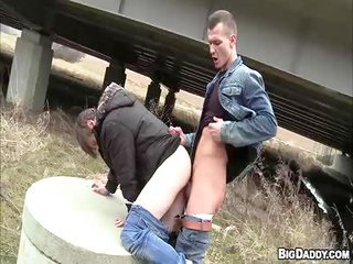catch on In Public To anal-copulation - relatively 3 - Free Gay Porn all but Bigdaddy - movie 120331