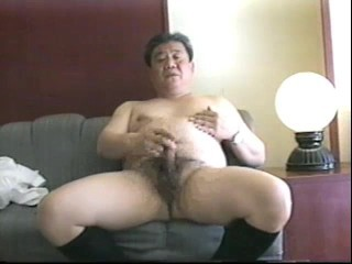 Asian Amateur Hairy