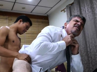 Daddy Anal Asian