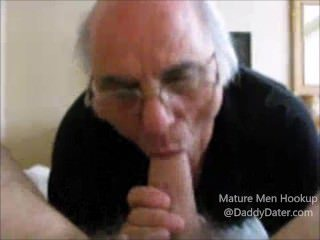 Daddy Amateur Blowjob