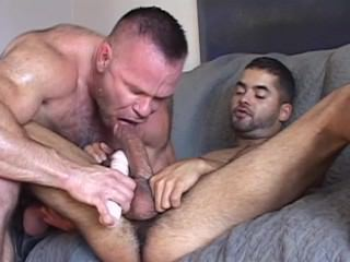 Big Cock Daddy Blowjob