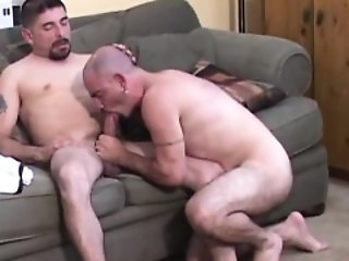 mature gay bear and his 42yo fuck buddy