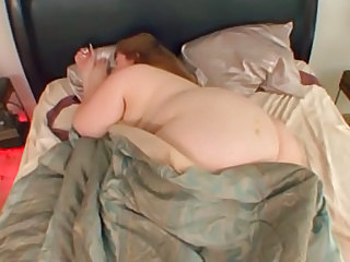 Sleeping BBW Ass