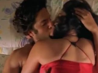 Video from: indiansex-xxx | Wild haired stud being seduced by a skinny and skanky Bollywood beauty