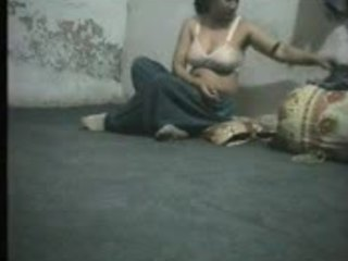 Video from: indiansex-xxx | Dude talks his amateur girlfriend into riding his cock on the floor