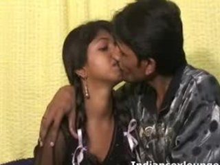 Video from: indiansex-xxx | Romantic sex session featuring a shy amateur and her hung older friend