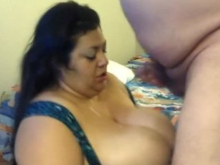 Video from: indiansex-xxx | Hardcore comxxx video featuring a big breasted BBW wife that wants to fuck