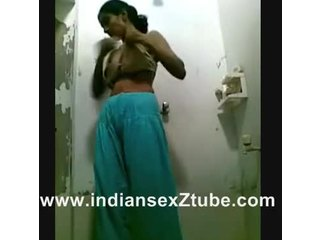 Amateur Bathroom Indian Showers
