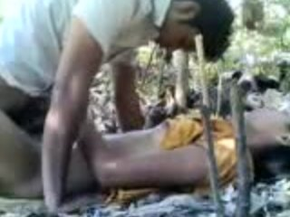 Video from: indiansex-xxx | apetub outdoors video of a gorgeous young brunette and her pervy bf