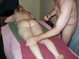 Massage Amateur Ass