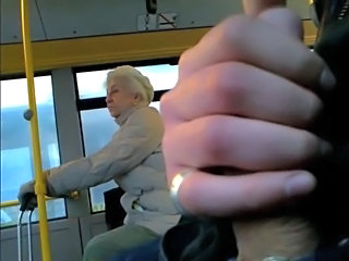 Bus Fetish Masturbating