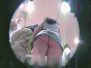 HiddenCam Ass Upskirt