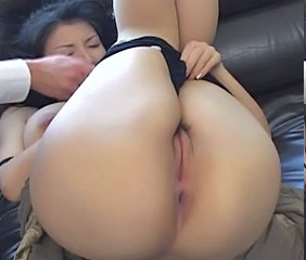 Asian Ass Hairy
