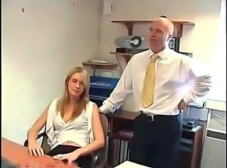 UK Nympho Office Girl Works for her Promotion.mp4