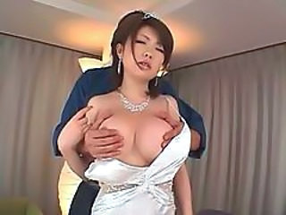 Bride Asian MILF