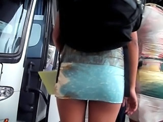 Ass Bus Skirt