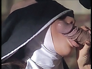 Big Cock Blowjob Nun