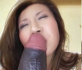 Amazing Asian Dildo