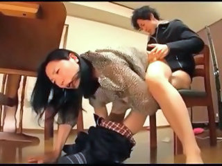 Asian Clothed Hardcore