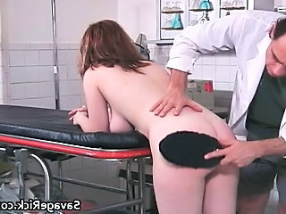 Ass Doctor Spanking