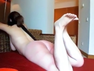 Amateur Homemade Slave