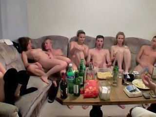 Drunk Amateur Groupsex