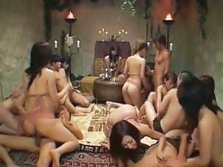 Jap Group Sex