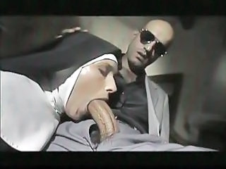 Nun Big Cock Blowjob
