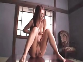 Asian Masturbating Orgasm