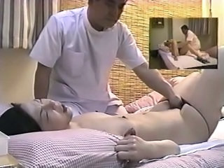 Asian HiddenCam Massage