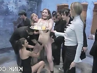 Fetish Party Slave