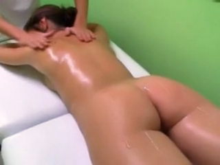 Oiled Ass Massage