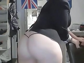 Dancing Ass Amateur