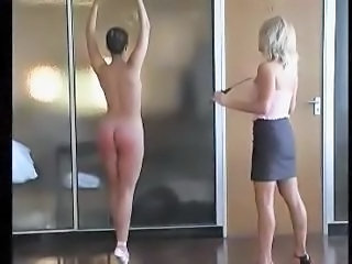 Bad Ballerina Spanked By Strict Mistress