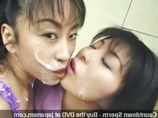 Swallow Bukkake Asian