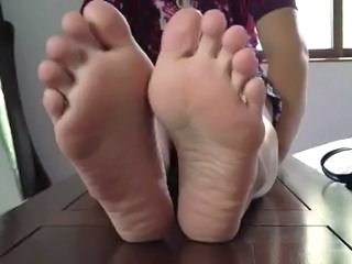 Asian Feet MILF
