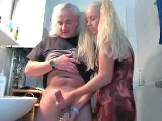 Daddy Daughter Handjob