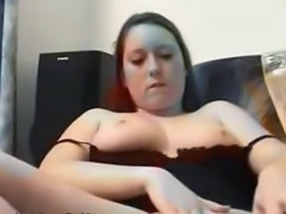 Chubby Amateur Masturbating