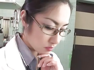 Doctor Asian Glasses
