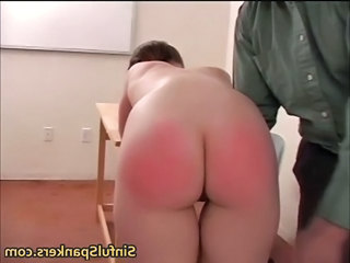 Sexy Skank Was Being Naughty And...