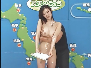 Asian Babe Oiled