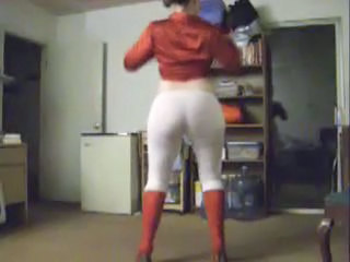 Ass Dancing Webcam