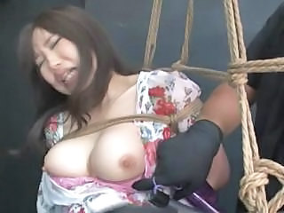 Asian Bondage Nipples