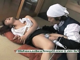Nao Ayukawa Hot Girl Hot Chinese Doll Gets Pussy Fingered