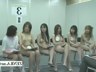Subtitled Meeting Of Japanese Naked Orch...