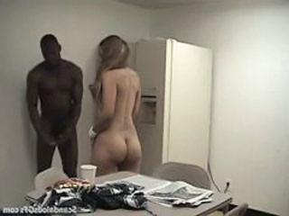 HiddenCam Interracial Voyeur