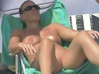 Beach Nudist Outdoor