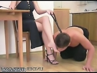 Cruel Foot Fetish Chick Masochiatic Sex