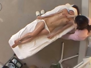 Oiled Massage Asian